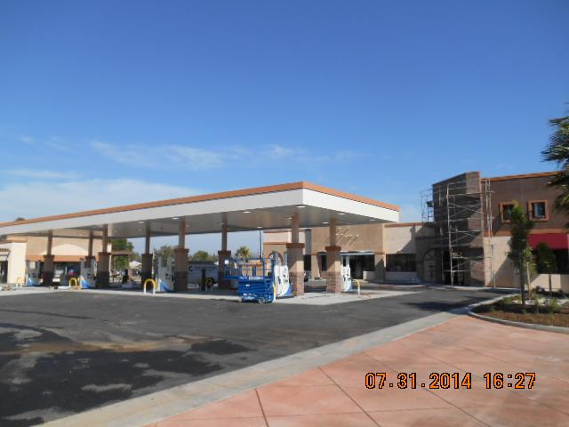 convenience stores construction and development corona